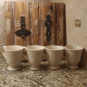 Chris Madden 4 - Stoneware Mugs